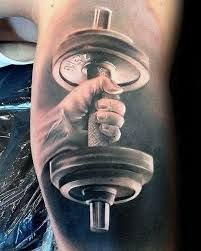 weightlifting barbell tattoo gym pinterest tattoo designs tattoo. Black Bedroom Furniture Sets. Home Design Ideas