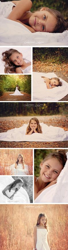 """Mommy's Wedding Dress"" Photo Credit: Larissa Lynn Photography [Sioux Falls, SD Portrait & Wedding Photographer] #wedding #weddingdress #daughter"