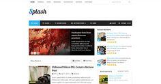 Splash MyThemeShop Wordpress theme free download - http://freewppremiumtheme.com/splash-mythemeshop-wordpress-theme-free-download/