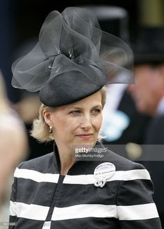 (EMBARGOED FOR PUBLICATION IN UK NEWSPAPERS UNTIL 48 HOURS AFTER CREATE DATE AND TIME) HRH Sophie Countess of Wessex attends Royal Ascot at Ascot Racecourse on June 16, 2009 in Ascot, England. (Photo by Indigo/Getty Images)