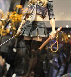 Cool girl found on https://www.behance.net/gallery/Babydoll-Statue/10694349