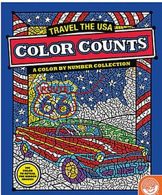 Are you ready to go for an adventure?! Travel the USA right from the comfort of your own home with our Color Counts Travel the USA book. Here's a free sample page from the book so you can get a little taste of what this awesome book is like! www.mindware.com