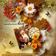 my layout using:  kit Douceur Automnale by Tigroune ScrapsCreations http://scrapfromfrance.fr/shop/index.php?main_page=index&cPath=88_305  template from pack Templates 19 by Pat's Scrap  photo with courtesy of © Petra Fischer Fotografie http://pixabay.com/it/users/Pezibear-526143/