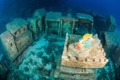 'Mermaid's Home' Discovered Under The Sea