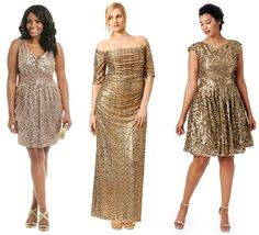 Shapely Chic Sheri - Curvy Fashion and Style Blog: Plus Size Holiday Dresses at Rent the Runway