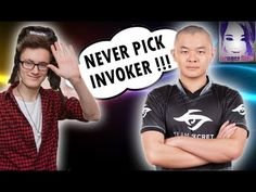 Never pick Invoker Again - Midone vs Miracle [Dota 2]