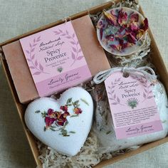 Rose Geranium And Lavender Bath Gift Set - what's new