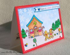 Lawn Fawn Sweet Christmas