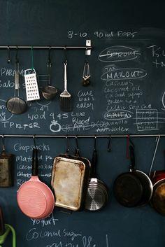 schoolbordverf keuken - Google zoeken