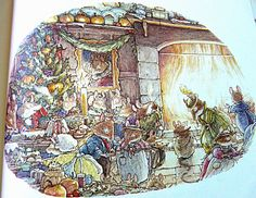 Brambly Hedge Christmas