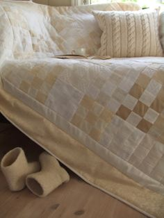 Mias Landliv: Favourite makes (take two); patchwork quilts
