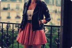 inspire-se look jaqueta de couro 8_chácomcupcakes