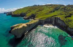Tunnel Beach Track:
