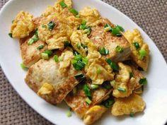 豆腐をコンガリ焼くと旨し!の画像
