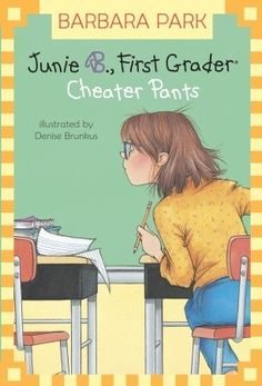 Junie B. Jones has all the answers when it comes to cheating. It's just plain wrong!But what about copying someone else's homework? That's not cheating, right? 'Cause homework isn't even a test! And speaking of   tests . . . what if a friend shares an answer that you didn't even ask for? Sharing definitely isn't cheating . . . is it? Uh-oh. Maybe this cheating business is more complicated than Junie B. thought. Could she be a cheater pants and not even know it?