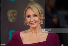 J.K. Rowling attends the 70th EE British Academy Film Awards (BAFTA) at Royal Albert Hall on February 12, 2017 in London, England.  (Photo by Samir Hussein/WireImage)