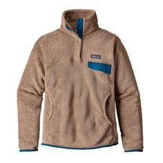W's Re-Tool Snap-T® Pullover, Light Sesame - Bear Brown X-Dye w/Big Sur Blue (LBXB)