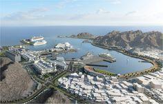 Mina Al Sultan Qaboos Waterfront