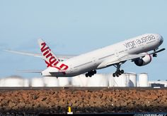 Virgin Australia Airlines VH-VPH Boeing 777-3ZG/ER aircraft picture
