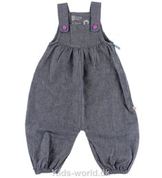 Katvig Smækbukser - Denimlook - Børnetøj med fri fragt.