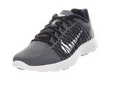 reputable site bccff 0ebda Nike Womens Lunaracer 3 Dark GreyWhiteBlack Running Shoe 55 Women US    You  can get