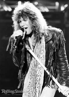 Jon Bon Jovi - Living on a Prayer happy birthday Mark!!!  and many many more may all your wishes come true @Anna Totten W lol