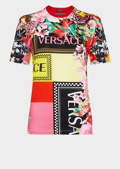 9edf1938eeb Women s Floralmania Print T-Shirt for Women
