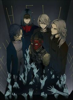 Dir en grey, fan art