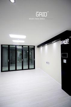 온라인집들이 거실편: Design Studio Grid+A의 거실