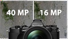 Olympus OM-D E-M5 Mark II: Beispielbilder 40MP Highres