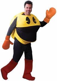 adult pacman costume #videogames