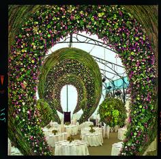 Daniël Ost House of Weddings Wedding Floral Design
