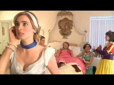 The BEST Princess skit...So funny!