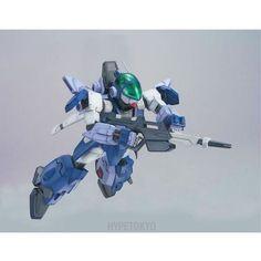 Blue Comet SPT Layzner Bandai Plastic Model : SPT-LZ-00X Layzner