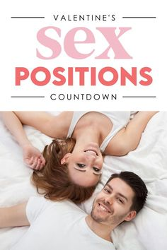 """Countdown to Valentine's Day with a new sex position every night. This site even has a flirty card to """"invite"""" your spouse to take the challenge and spice things up in the bedroom. Funny Marriage Advice, Dating Advice, Relationship Advice, Diy Gifts For Men, Sexy Gifts, Creative Date Night Ideas, Date Night Ideas For Married Couples, Romance Tips, Quotes About Love And Relationships"""