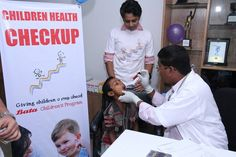 Bata Children's Program Bangladesh arranged a primary health check-up & distributed medicines for 30 underprivileged children from Mojar School, Mirpur, Dhaka. #corporatevolunteering