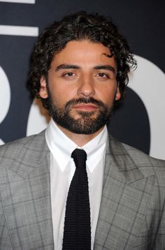 """Oscar Isaac at the premiere of """"The Bourne Legacy"""" at The Ziegfeld Theater in New York City, NY. (July 30, 2012)"""