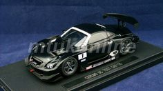 EBBRO 2006 | CERUMO SC TEST CAR 2006 | 1/43 | SUPER GT500 OFFICIAL EDITION