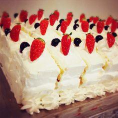 デコレーションケーキ