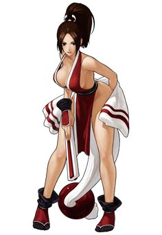 Mai Shiranui - The King of Fighters Wiki - Wikia