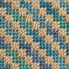 Try one or all 54 of these fun needlepoint stitches. Scroll through the list to find the perfect one for your next needlepoint project!