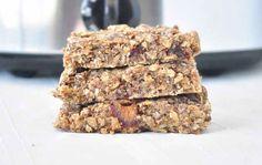 Slow Cooker Coconut Granola Bars http://www.prevention.com/eatclean/crockpot-energy-bar-recipes/slide/2