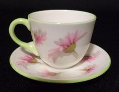 Shelley Westminster Miniature / Mini Pyrethrum Cup and Saucer  | eBay