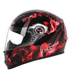 LS2 FF358 FULL FACE MOTORCYCLE HELMETS – HelmZone.com