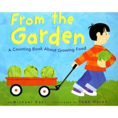 Introduces the numbers from one to twelve as family members pick a variety of vegetables from the garden. Readers are invited to find hidden numbers on an illustrated activity page.  Show more   Show less
