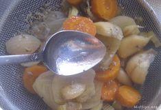 Saftig og mør svinestek / skinkestek - oppskrift | Mat tips Shrimp, Meat, Food, Eten, Meals, Diet