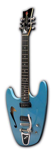 Roadrunner Guitars: Model: shark