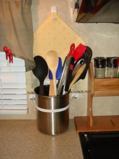 RV.Net Open Roads Forum: Camp Cooks and Connoisseurs: Kitchen Storage Ideas