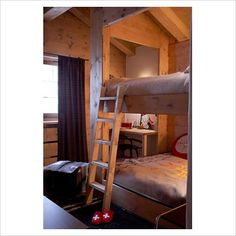 Another awesome bunk bed idea!