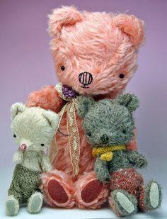 teddy bear sweetness